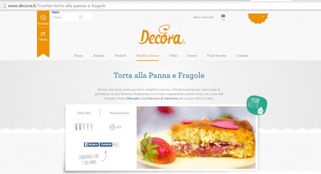 decora_torta fragole