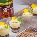 Mousse mango e cacao