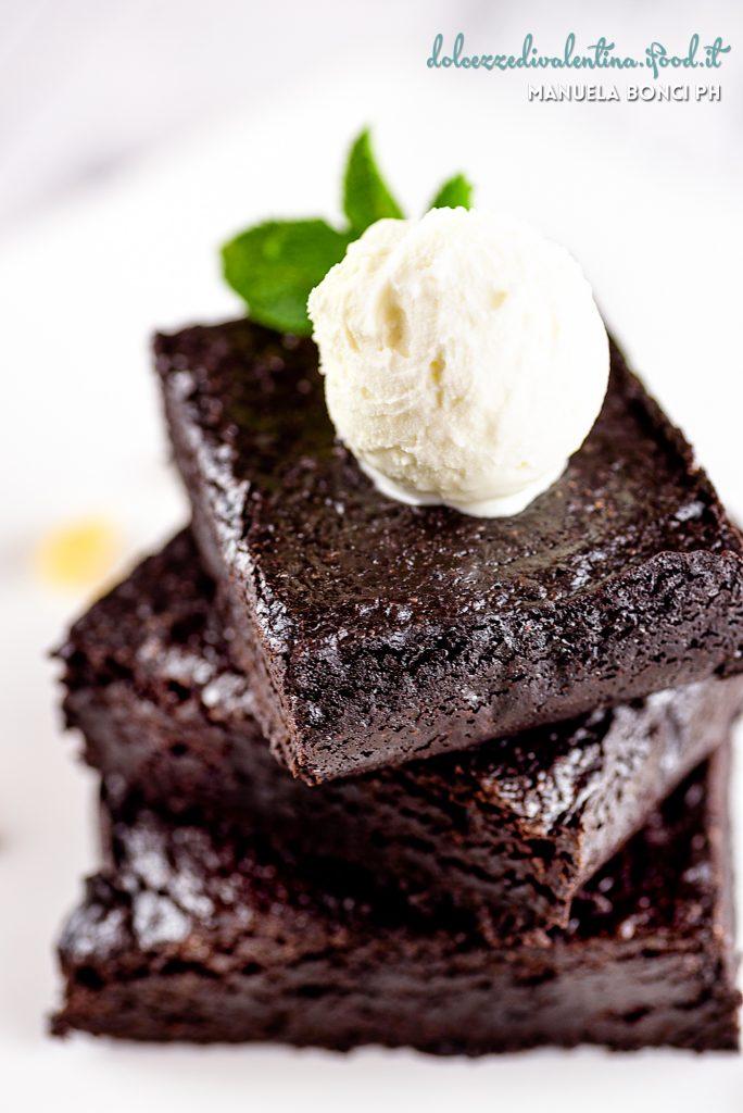 Brownies e gelato allo zenzero (6)