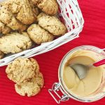Biscotti vegan al burro di arachidi